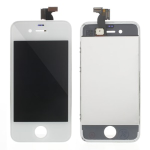 LCD Touch Screen Assembly Replacement Parts for iPhone 4S - White
