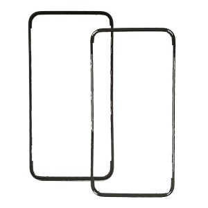 OEM Supporting Frame Bezel for iPhone 4S - Black