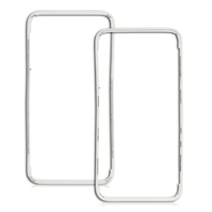 OEM Supporting Frame Bezel for iPhone 4S - White