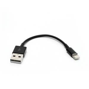 Cheap 8 Pin USB Charger Data Cable Cord for iPhone 5 iPad Mini iPad 4 iPod Touch 5 - Black