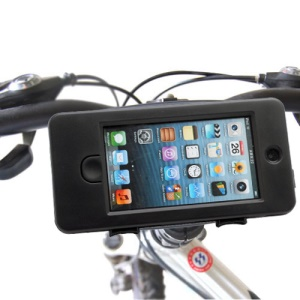 Waterproof Shockproof Bicycle Bike Navigation Mount System Holder for iPhone 5