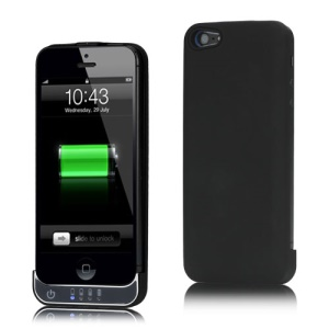 2200mAh iPhone 5 External Battery Charger Case Power Pack Bank