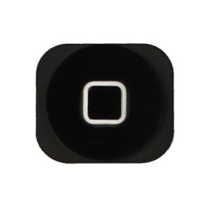 Black High Quality for iPhone 5 Home Button Key Replacement