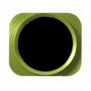 Home Key Button Repair Parts for iPhone 5 - Green / Black