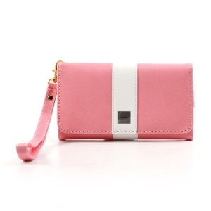 White / Pink