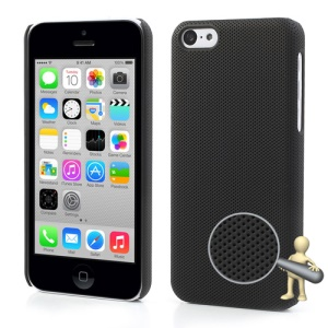 Dream Mesh Hard Plastic Shell for iPhone 5c - Black