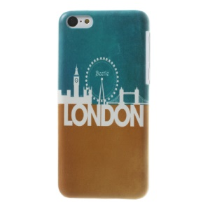 London Impression Hard Back Case for iPhone 5c
