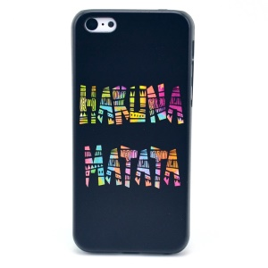 HAKUNA MATATA Pattern Hard Back Case for iPhone 5c