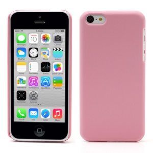 Pink for iPhone 5c Rubberized Protective Hard Shell