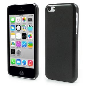 Black Matte Super Thin Hard Case for iPhone 5c