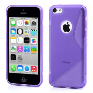 Purple, with Round Cutout