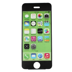Phone Front Screen Protective Film Spare Parts for iPhone 5c - Green