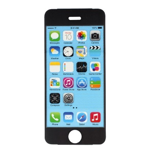 Phone Front Screen Protective Film Spare Parts for iPhone 5c - Blue
