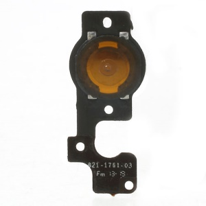 For iPhone 5c Home Button Key Flex Cable Ribbon Replacement