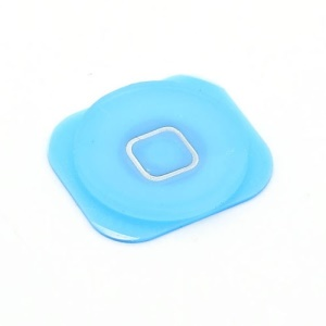 Baby Blue Home Button Key Replacement for iPhone 5c