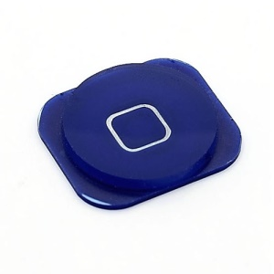 Dark Blue Keyboard Home Button for iPhone 5c