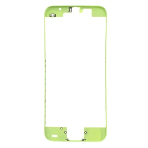 For iPhone 5c Supporting Frame Bezel Replacement - Green