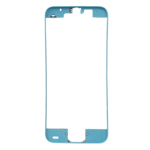 For iPhone 5c Supporting Frame Bezel Replacement - Blue