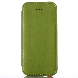 Green for iPhone 5s 5 KLD My Love Series PU Leather Case