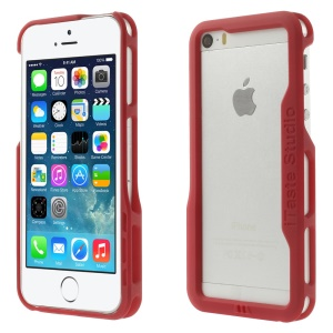 iTaste Studio PC Bumper Frame Cover for iPhone 5s 5 - Red