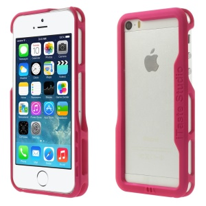 iTaste Studio PC Bumper Frame Shell for iPhone 5s 5 - Rose