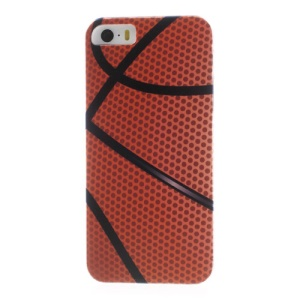 For iPhone 5s 5 Basketball Pattern Protective Durable Hard Cover