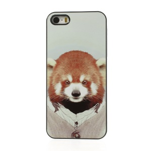Zoo Animal Portrait Red Panda Hard Case for iPhone 5s 5