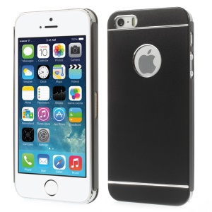 Slim Metal Hard Case for iPhone 5s 5 - Black