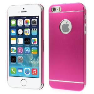 Slim Metal Hard Case Shell for iPhone 5s 5 - Rose