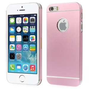 Slim Metal Hard Shell for iPhone 5s 5 - Pink