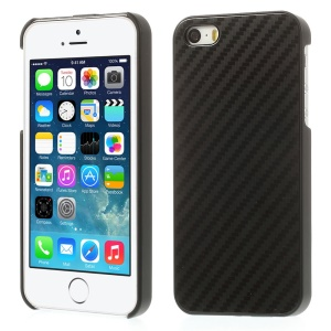 Woven Pattern for iPhone 5s 5 Hard Protective Cover w/ Gray Aluminum Sheet