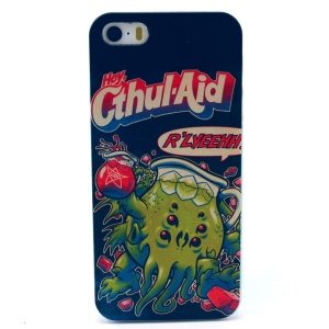 Quote Cthul-Aid Hard Plastic Shell for iPhone 5s 5