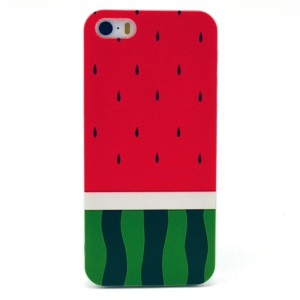 Watermelon Pattern Plastic Back Case for iPhone 5s 5