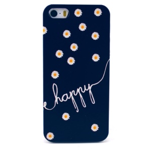 Daisy & Happy Plastic Protective Case for iPhone 5s 5