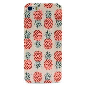 Pineapples Plastic Back Cover Shell for iPhone 5s 5