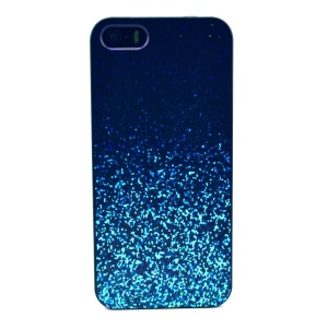 Glitter Protective Plastic Cover for iPhone 5s 5