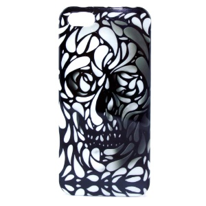Man Face IMD Glossy Plastic Back Shell Case for iPhone 5s 5