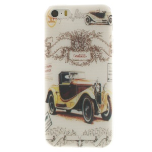 Vintage Car Super Slim TPU Back Case for iPhone 5s 5