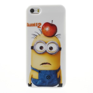 Despicable Me 2 Minions & Apple for iPhone 5 5s TPU Shell