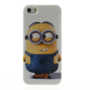 Despicable Me 2 Minions for iPhone 5 5s TPU Gel Skin Shell