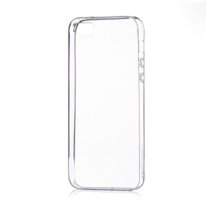 HOCO Light Series for iPhone 5s 5 0.6mm Ultra Slim TPU Gel Case - Transparent