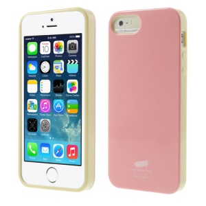 Nevo Glossy TPU Protective Case for iPhone 5s 5 - Pink