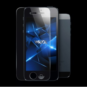 Wriol G Series for iPhone 5 5s 0.3mm Tempered Glass LCD Screen Film (Arc Edge)