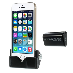 AGRIPB A5 Shutter Photo Video Shooting Assistant Grip for iPhone 5 5s - Black