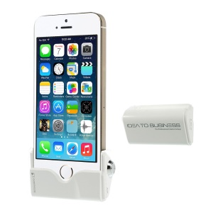 AGRIPB A5 Shutter Photo Video Shooting Assistant Grip for iPhone 5 5s - White