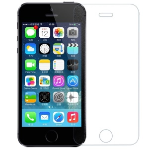 Remax 0.25mm Sparkling Diamond Tempered Glass Screen Protector 2.5D Are Edge for iPhone 5s 5 5c