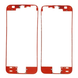 For iPhone 5s Touch Screen Digitizer Frame Replacement - Red