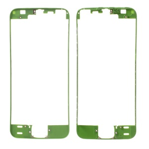 For iPhone 5s Touch Screen Digitizer Frame Replacement - Green