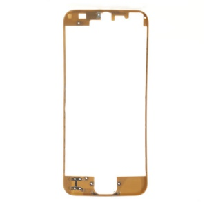 Touch Screen Digitizer Frame Replacement for iPhone 5s - Gold