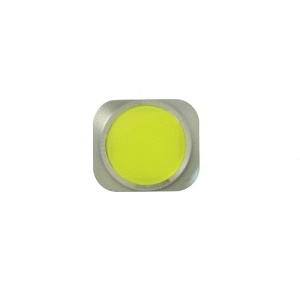Home Button Key Repair Part for iPhone 5s - Yellow